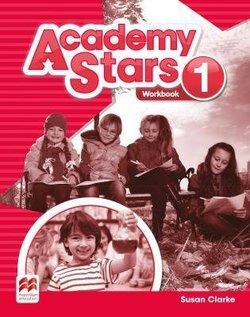 Academy Stars 1 Workbook - Sue Clarke - 9780230490963