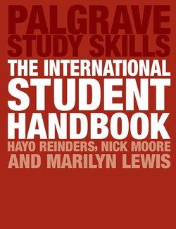 The International Student Handbook - Nick Moore - 9780230545199