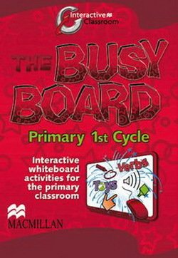 Busy Board Level 1 Interactive Whiteboard Software (IWB) CD-ROM -  - 9780230729858