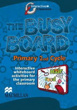 Busy Board Level 2 Interactive Whiteboard Software (IWB) CD-ROM -  - 9780230729865