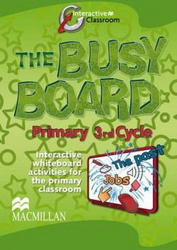 Busy Board Level 3 Interactive Whiteboard Software (IWB) CD-ROM -  - 9780230729872