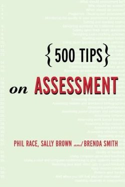 500 Tips on Assessment (2nd Edition) - Sally Brown - 9780415342797