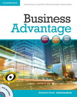 Business Advantage Intermediate Student's Book with DVD - Koester