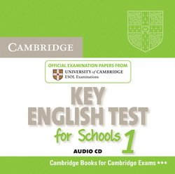 Cambridge Key English Test for Schools (KET4S) 1 Audio CD - Cambridge ESOL - 9780521145695
