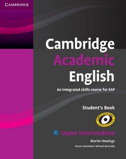 Cambridge Academic English B2 Upper Intermediate Student's Book - Martin Hewings - 9780521165204