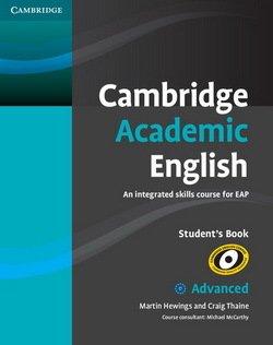 Cambridge Academic English C1 Advanced Student's Book - Martin Hewings - 9780521165211