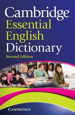 Cambridge Essential English Dictionary (2nd Edition) -  - 9780521170925