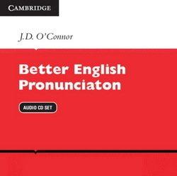 Better English Pronunciation Audio CDs (2) - J.D. O'Connor - 9780521175500