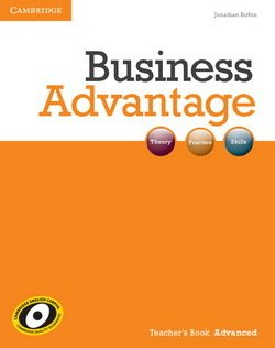 Business Advantage Advanced Teacher's Book - Jonathan Birkin - 9780521179324