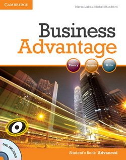 Business Advantage Advanced Student's Book with DVD - Martin Lisboa - 9780521181846