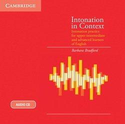 Intonation in Context Audio CD - Barbara Bradford - 9780521187459
