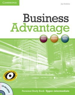 Business Advantage Upper Intermediate Personal Study Book with Audio CD - Joy Godwin - 9780521281300