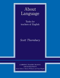 About Language - Scott Thornbury - 9780521427203
