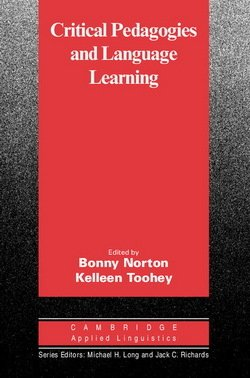 Critical Pedagogies and Language Learning - Bonny Norton - 9780521535229