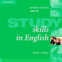 Study Skills in English (2nd Edition) Audio CD - Michael J. Wallace - 9780521537537
