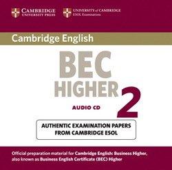 Cambridge BEC Higher 2 Audio CD - Cambridge ESOL - 9780521544603