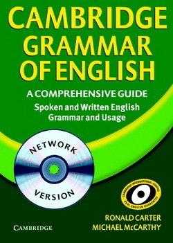 Cambridge Grammar of English Network CD-ROM - Ronald Carter - 9780521588454