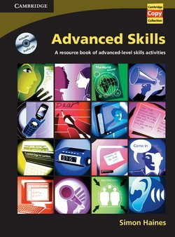 Advanced Skills Book with Audio CD - Simon Haines - 9780521608480