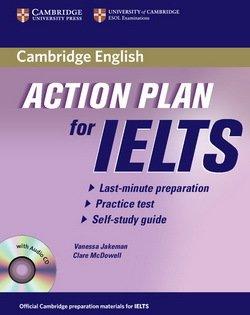 Action Plan for IELTS General Training Module Self-Study Pack (Book & Audio CD) - Vanessa Jakeman - 9780521615280