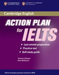 Action Plan for IELTS Academic Module Self-Study Student's Book - Vanessa Jakeman - 9780521615303