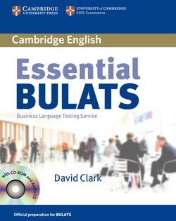 Essential BULATS Student's Book with Audio CD and CD-ROM - Cambridge ESOL - 9780521618304