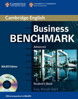 Business Benchmark Advanced Student's Book with CD-ROM BULATS Edition - Guy Brook-Hart - 9780521672948