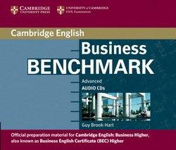 Business Benchmark Advanced Audio CD BEC Higher Edition - Guy Brook-Hart - 9780521672993