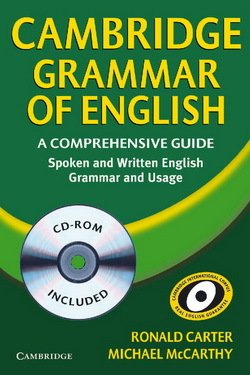 Cambridge Grammar of English (Paperback) with CD-ROM - Ronald Carter - 9780521674393
