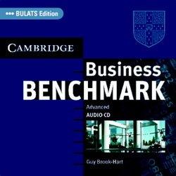 Business Benchmark Advanced Audio CDs (2) BULATS Edition - Guy Brook-Hart - 9780521676625