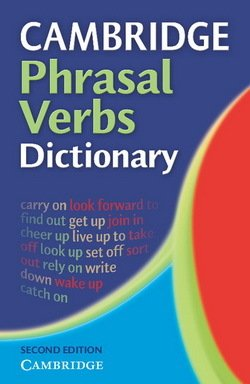 Cambridge Phrasal Verbs Dictionary (Paperback) -  - 9780521677707
