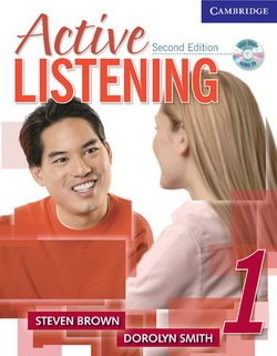 Active Listening (2nd Edition) 1: Student's Book with Self-Study Audio CD - Steven Brown - 9780521678131