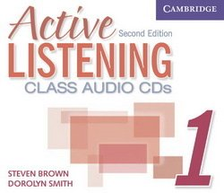 Active Listening (2nd Edition) 1: Class Audio CDs (3) - Steve Brown - 9780521678155