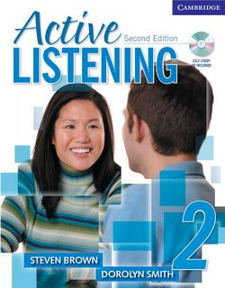 Active Listening (2nd Edition) 2: Student's Book with Self-Study Audio CD - Steve Brown - 9780521678179
