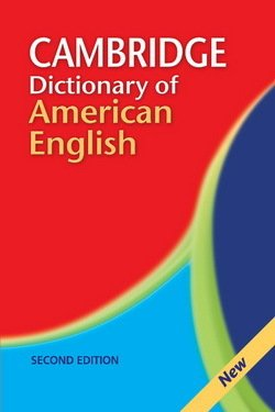 Cambridge Dictionary of American English (2nd Edition) Paperback -  - 9780521691970