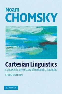 Cartesian Linguistics (3rd Edition) - Noam Chomsky - 9780521708173