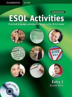 ESOL Activities Entry 2 - Elaine Boyd - 9780521712392