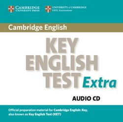 Cambridge Key English Test (KET) Extra Audio CD - Cambridge ESOL - 9780521714365