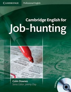 Cambridge English for Job-Hunting Student's Book with Audio CDs (2) - Colm Downes - 9780521722155