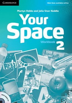 Your Space 2 Workbook with Audio CD - Martyn Hobbs - 9780521729291