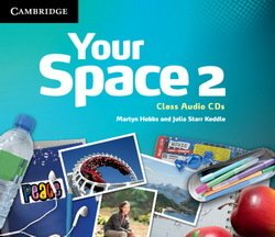 Your Space 2 Class Audio CDs (3) - Martyn Hobbs - 9780521729321