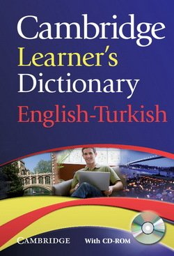 Cambridge Learner's Dictionary English-Turkish with CD-ROM -  - 9780521736435