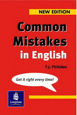 Common Mistakes in English - T. J. Fitikides - 9780582344587