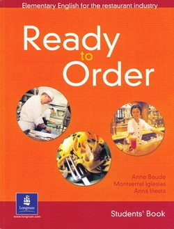 Ready to Order Student's Book - Anne Baude - 9780582429550
