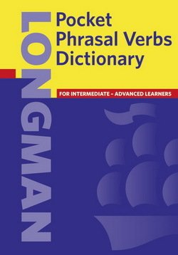 Longman Pocket Phrasal Verbs Dictionary Cased -  - 9780582776425