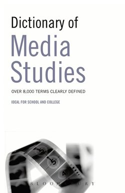 Dictionary of Media Studies - Bloomsbury Publishing - 9780713675931