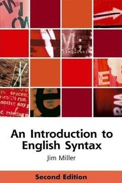 An Introduction to English Syntax - Jim Miller - 9780748633616
