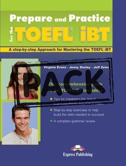 Prepare and Practice for the TOEFL iBT Student's Book with Answer Key & Audio CDs - Virginia Evans - 9780857772039