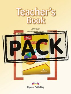 Career Paths: Accounting Teacher's Pack (Teacher's Book