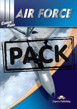 Career Paths: Air Force Student's Book with Class Audio CDs (British English) & Cross-Platform Application (Includes Audio & Video) - Virginia Evans - 9780857778901