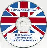 ESOL Beginners' Citizenship Bank CD-ROM - Brierley